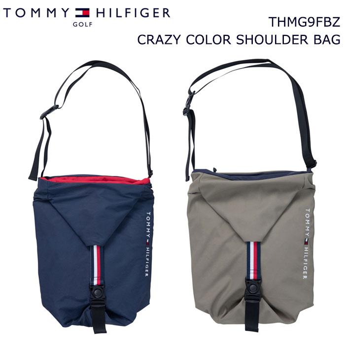 (送料無料)トミーヒルフィガー TOMMY HILFIGER THMG9FBZ CRAZY COLOR SHOULDER BAG ショルダーバッグ