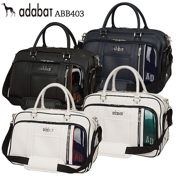 アダバット ABB403 ボストンバッグ adabat