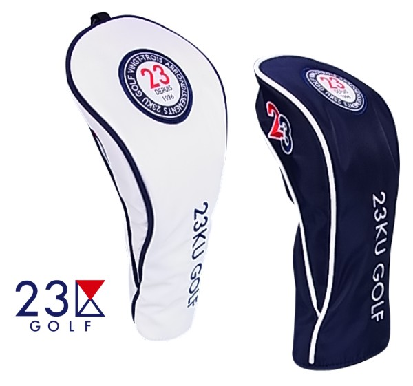 New 商い 23区GOLF NEW MODEL23区ゴルフ VENT-DOUX フェアウェイ用ヘッドカバー ZZ1PIW-0831 一部予約 GOLFLINE