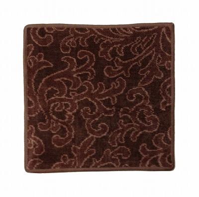 非常に高度な技法と根気を要するドイツ伝統的なシェニール織りのトップブランド フェイラー 年齢を問わず圧倒的な人気を誇る流行に左右されないロングセラー商品です 数量限定 セール フェイラーハンカチ30x30cmアラベスク ココア