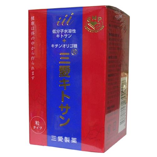 【ポイン20倍】三愛キトサン(粒) 180粒