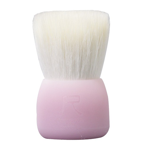 最高級山羊毛を使用した匠の洗顔ブラシ 熊野筆 尺 桃 ピンク 洗顔ブラシ 宅配便送料無料 セール