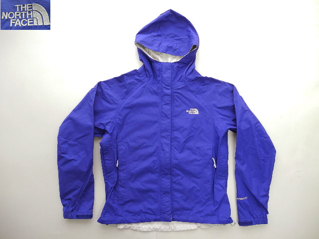 【逸品】 NORTHNORTH FACEノースフェイスHYVENT DTナイロンパーカー青(XS)女性, NEWING:d6433d76 --- blablagames.net