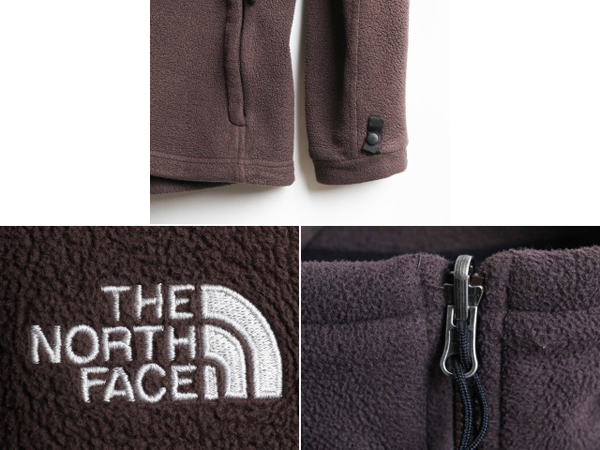 f0e5e32a7 The North Face ■ North Face full zip fleece jacket (male men's M) old  clothes outdoor wear jacket blouson embroidery   Fleece jacket outer winter  ...