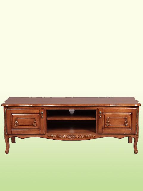 フィオーレテレビボード♪che40【木製家具】【テレビ台】【茶色・ブラウン】【TV台】【リビング】