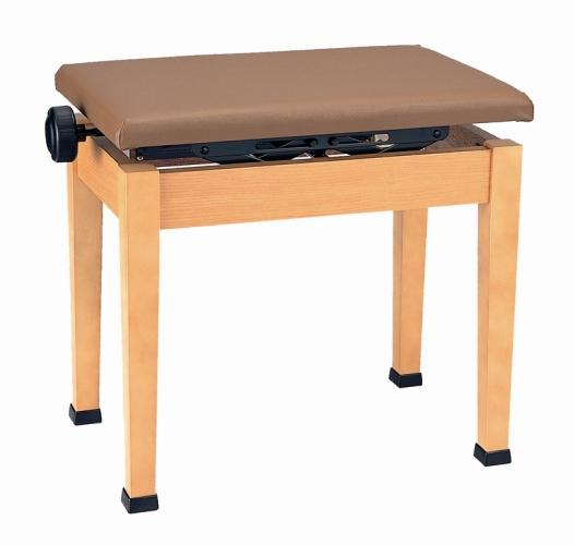 【ピアノ購入者限定】10F-2 デジタルピアノ用椅子 K48 ライト