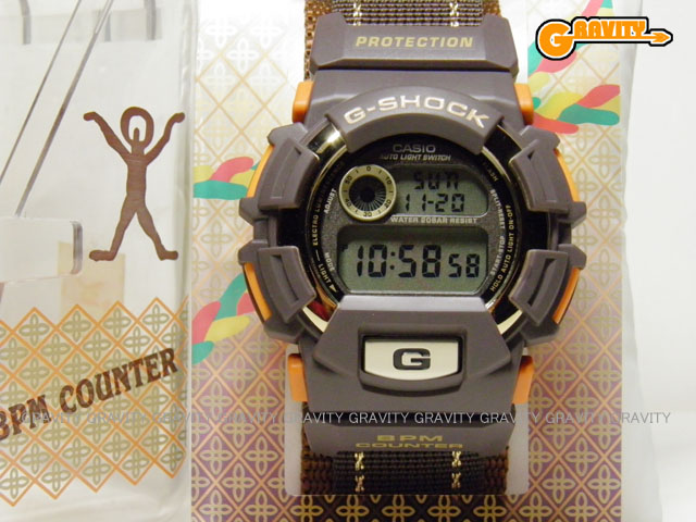 CASIO(カシオ) G-SHOCK(ジーショック)DW-9500RX-5T XAYMACA(ザイマカ)GMIX(ジーミックス)1998年モデル レゲエ 【未使用完品】
