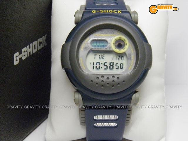 CASIO(カシオ) G-SHOCK(ジーショック)DW-001J-2 1994年 ブルージェイソン オリジナルモデル 【中古】