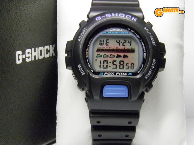 CASIO(カシオ) G-SHOCK(ジーショック)映画 JUMANJI(ジュマンジ) 別注モデル 1996年 日本映画公開記念モデル DW-6600 象EL【未使用品】