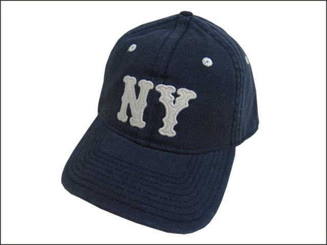 BLUE MARLIN/블루 마린 빈티지 야구 캡 뉴욕 하 이란 다스 1903