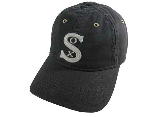 3d9d6da969162 BLUE MARLIN   marine Nigro League base ball cap Baltimore black Sox 1929