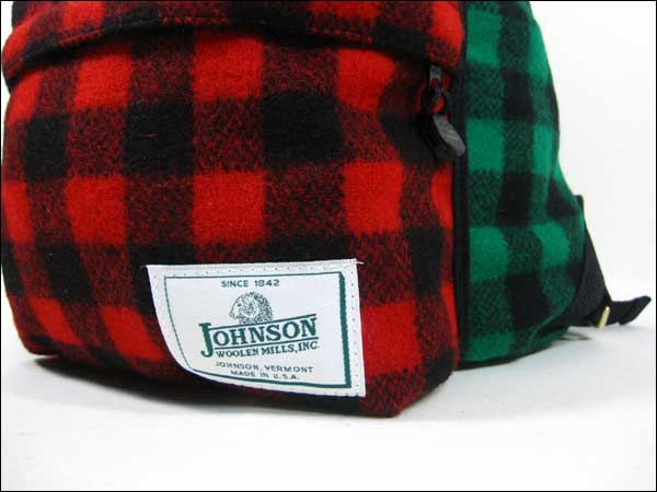 JOHNSON WOOLEN MILLS and Johnson woolen Mills welday Pack