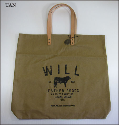 Will Leather Goods Large Classic Carry Oar