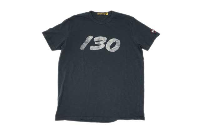 JOHNSON MOTORS ジョンソンモータース 半袖 Tシャツ 「130」オイルドブラック あす楽【ジョンソン・モータース T-SHIRTS】
