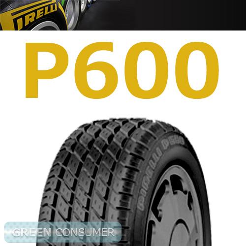 ピレリ P600 235/60R15 98W◆【送料無料】普通車用 ※商品はメーカー手配となります。欠品の場合がありますので必ず下記欠品時の対応をご選択下さい。