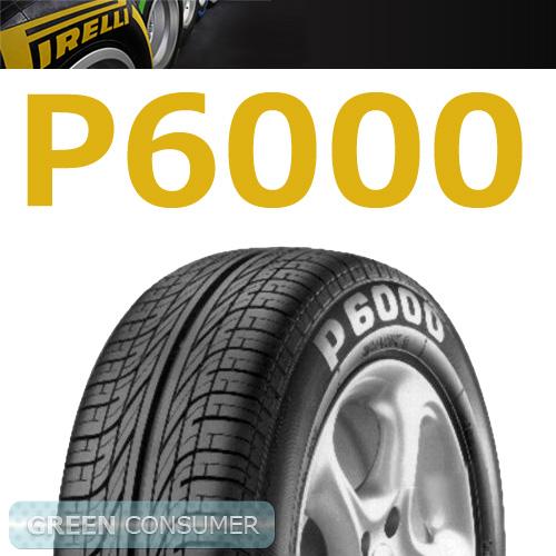 ピレリ P6000 185/70R15 N2 89W◆【送料無料】普通車用 ※商品はメーカー手配となります。欠品の場合がありますので必ず下記欠品時の対応をご選択下さい。