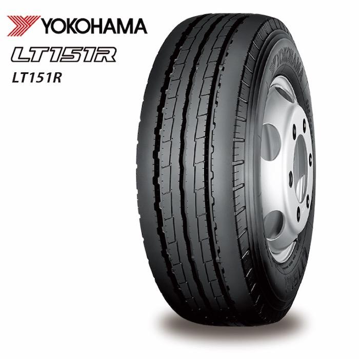 ヨコハマ LT151R 205/85R16 117/115L◆2本以上で送料無料 バン/トラック用サマ-タイヤ