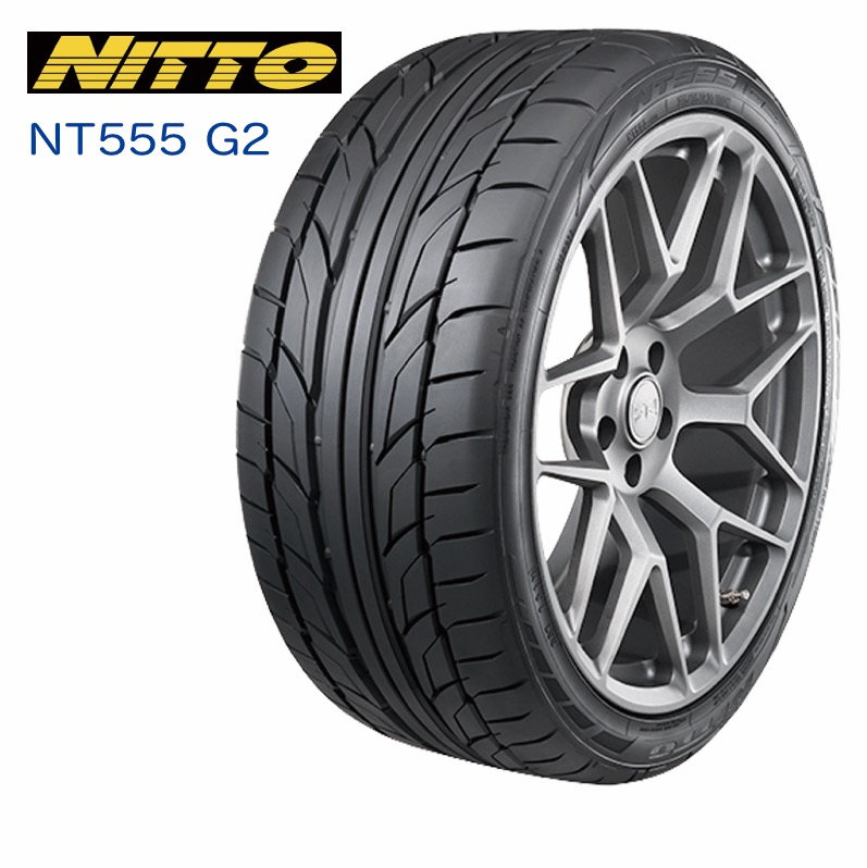 ニットータイヤ NT555G2 245/35R20 95Y XL◆【送料無料】普通車用サマータイヤ