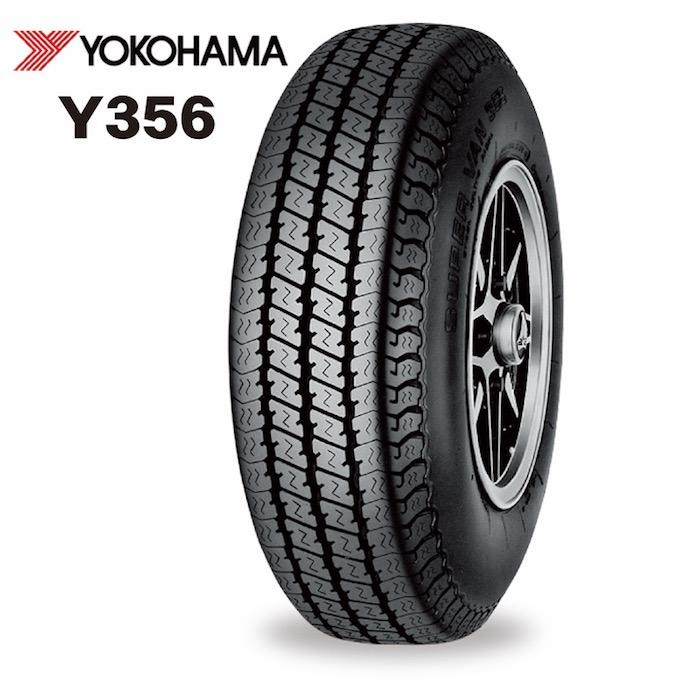 ヨコハマ Y356 245/50R14.5 106L◆【送料無料】バン/トラック用サマ-タイヤ