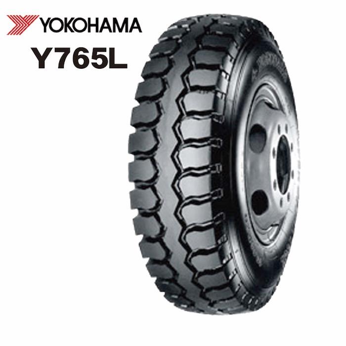 ヨコハマ Y765L チューブタイプ 650R16 10PR◆【送料無料】小型ダンプ用サマ-タイヤ