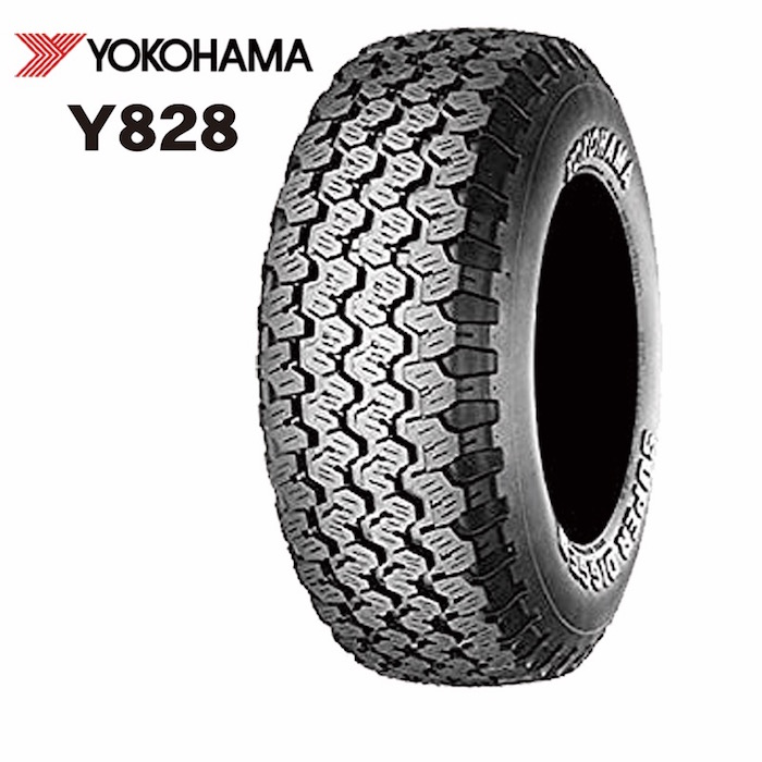 ヨコハマ Y828 145R12 8PR◆【送料無料】バン/トラック用サマ-タイヤ