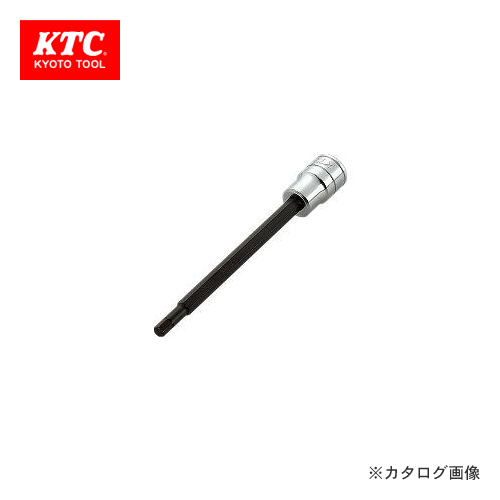 メーカー純正部品 出群 送料無料 ヘキサゴンビットソケット KTCツール KTC BT3-09L 当店限定販売