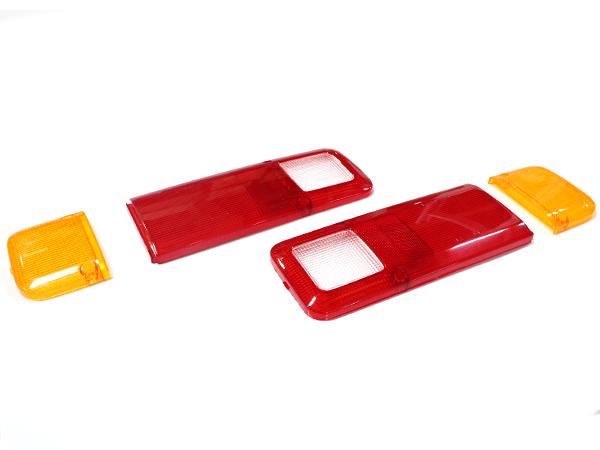正規品 メーカー純正部品 高級品 メール便送料無料 純正交換用 テールランプ左右セット ブレーキレンズとウィンカーレンズのセット ホンダ アクティトラック HA1 HA6 補修 HA3 左右セット HA4 HA7 信用 HA5 HA2