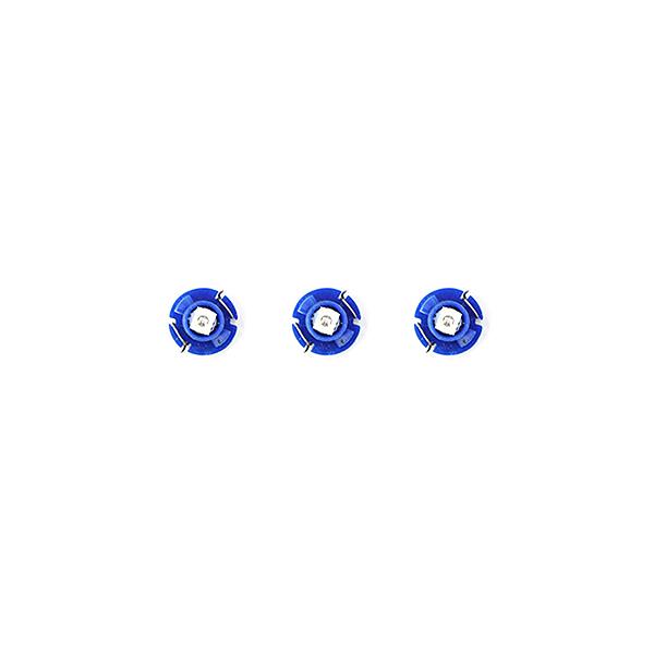 スーパーSALE セール期間限定 10%OFF メール便送料無料 エアコンパネルLED イスト ist ACP60系 H14.5~H19.6 ブルー 青 エアコンLED トヨタ オート デジタル表示 AC T5 バルブ ディスカウント T3 T4.2 T4.7 オンライン限定商品 インテリア 内装 電球 ランプ ドレスアップ ライト パネル イルミ