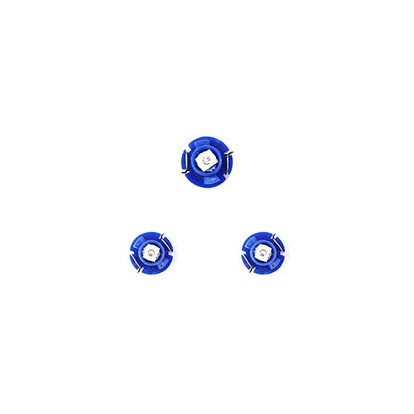 スーパーSALE セール期間限定 10%OFF メール便送料無料 エアコンパネルLED オデッセイ RA1 RA2 H6.10~H9.8 ブルー 青 オープニング 大放出セール エアコンLED ホンダ オート デジタル表示 ライト 購入 T5 ドレスアップ インテリア 電球 T4.2 パネル ランプ イルミ AC 内装 バルブ T3 T4.7