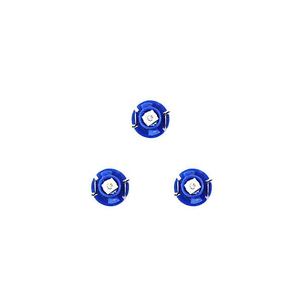 スーパーSALE セール期間限定 10%OFF メール便送料無料 エアコンパネルLED アクセラ BK3P H15.9~H18.5 ブルー 青 エアコンLED マツダ マニュアル.アナログ表示 T3 バルブ T4.7 新作アイテム毎日更新 インテリア 結婚祝い ドレスアップ T5 パネル T4.2 イルミ AC ランプ 内装 電球 ライト