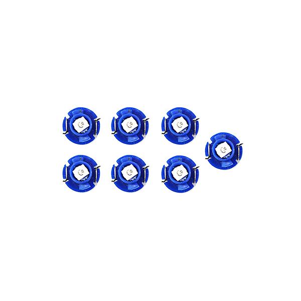 スーパーSALE セール期間限定 10%OFF メール便送料無料 メーターパネルLED バモス 定番 ホビオ HM1 2 H11.6~H13.8 ブルー メーターLED ショップ ホンダ T3 T4.2 ドレスアップ イルミ ランプ T5 ライト 内装 電球 AC パネル T4.7 バルブ インテリア