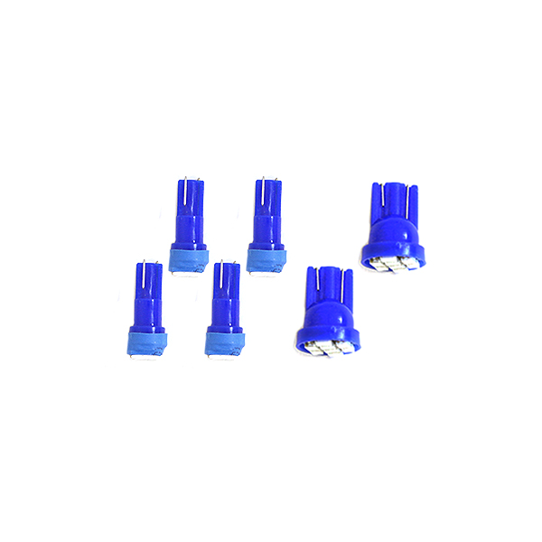 スーパーSALE セール期間限定 10%OFF メール便送料無料 メーターパネルLED デミオ DW5 DW3 H11.12~H14.7 ブルー メーターLED マツダ マイナー後 T3 インテリア バルブ 電球 上等 イルミ ドレスアップ T4.7 ライト 有名な AC 内装 T5 T4.2 パネル ランプ