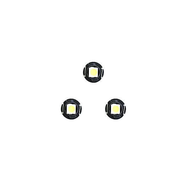 スーパーSALE セール期間限定 10%OFF メール便送料無料 エアコンパネルLED イスト ist ACP60系 H14.5~H19.6 ホワイト 白 エアコンLED トヨタ オート デジタル表示 パネル AC ドレスアップ バルブ 内装 WEB限定 ランプ T3 T5 T4.7 T4.2 電球 ライト イルミ インテリア 超激安特価