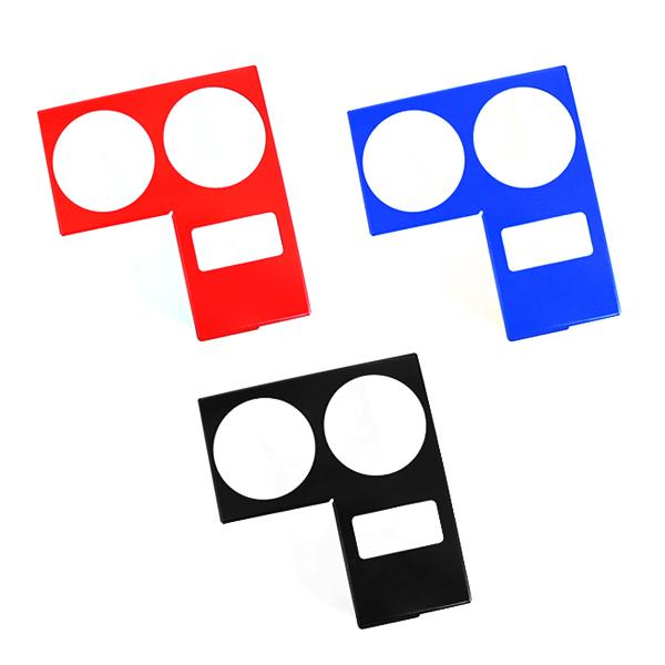 内装 カスタムパーツ 社内 ドレスアップパーツ DIY 送料無料 スズキ ジムニー ドリンクホルダー JB23 5型 6型 7型 簡単取付 4型 青 黒 赤 10型 MT車用 JB43W ブラック 大注目 ブルー 9型 卸直営 8型 レッド