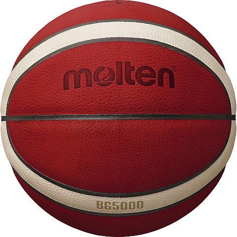 FIBA新公式試合球 中学生以上の男子用 在庫あり ボールクリーナーサンプル付き 至高 バスケットボール BG5000 B7G5000 激安価格と即納で通信販売 12枚パネル 試合球 ネーム入れ対応不可 送料無料 公式球 7号 天然皮革
