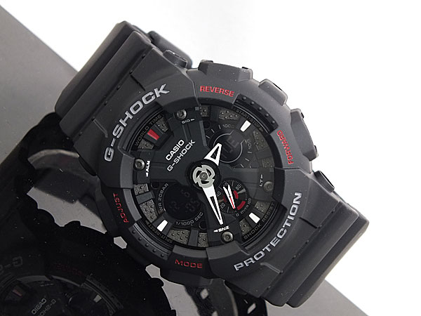 3eac30deb CASIO g-shock COMBINATION MODEL GA-120-1 analog x digital Combi series.  Appeared the new standard model pursued basic functions from g-shock  continues to ...