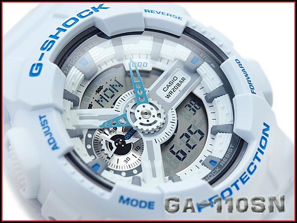 auc gross rakuten global market casio casio g shock g ショック casio casio g shock g ショックジーショック watch men ga 110sn 7