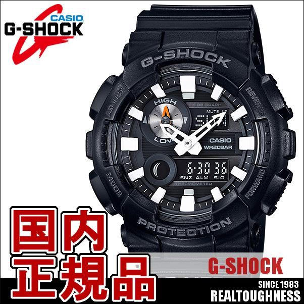 CASIO G-SHOCK ジーショック メンズ 腕時計 GAX-100B-1AJF G-LIDE ジーライド 黒 ブラック