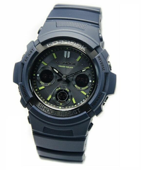 Casio CASIO G-SHOCK G ショックジーショック watch men awr-m100nv-2 solar