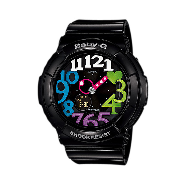「Neon Dial Series」 カシオ /(BGA1317BJF/) BGA-131-7BJF Baby-G