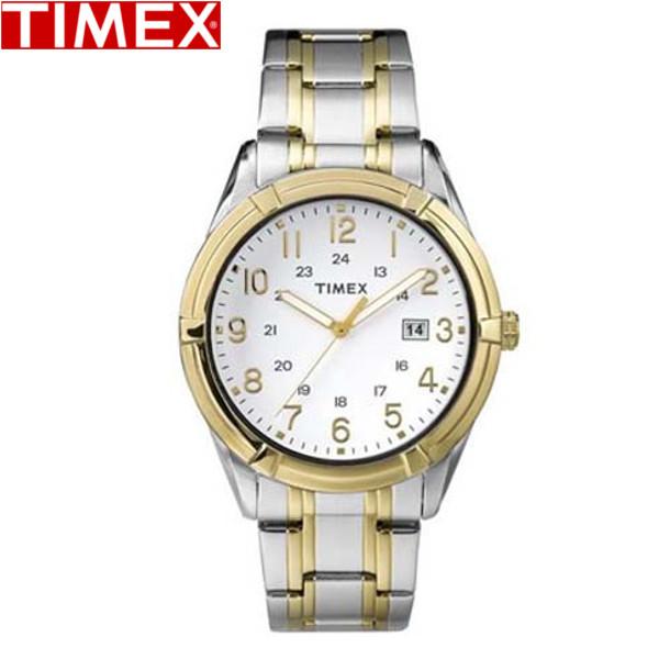 【店内全品ポイント2倍!!】TIMEX/タイメックス/イーストンアベニュー EASTON AVENUE クオーツ 腕時計 メンズ腕時計 TW2P76500 メンズ ホワイト シルバー ゴールド