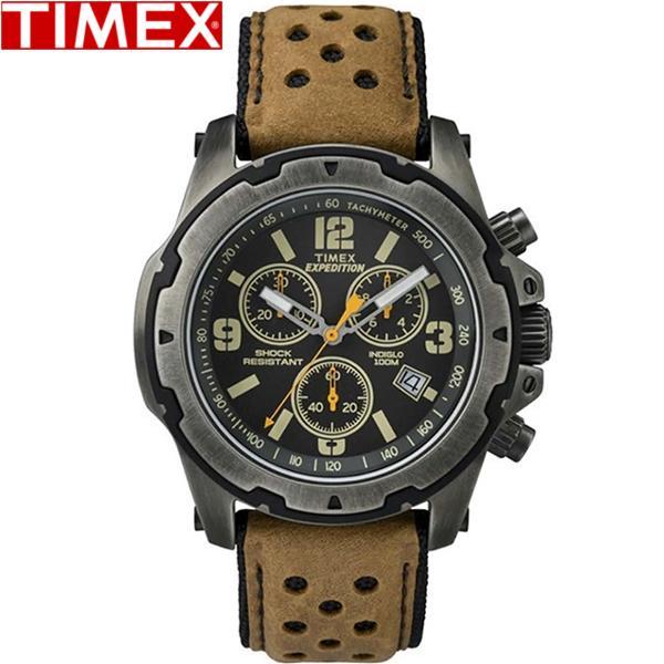 TIMEX/タイメックス/TW4B01500 エクスペディション クロノグラフ メンズ Men's タン ショックレジスタント
