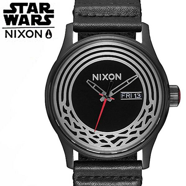 【海外正規品】【送料無料 あす楽】【NIXON STAR WARS】二クソン NIXON STAR WARS スターウォーズ ブラック a1067 sw2444 00