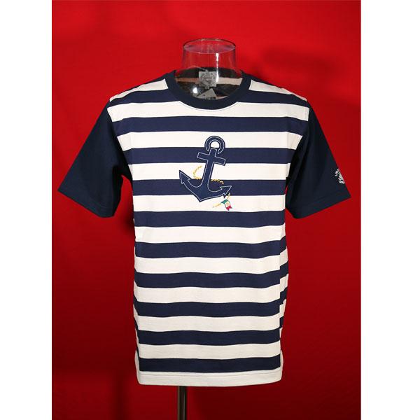 シナコバ 45%OFF SINA COVA Guest-One コラボTシャツ キングサイズ 紺 春夏半袖Tシャツ 限定品 人気商品 生成り-kf32 オリジナル
