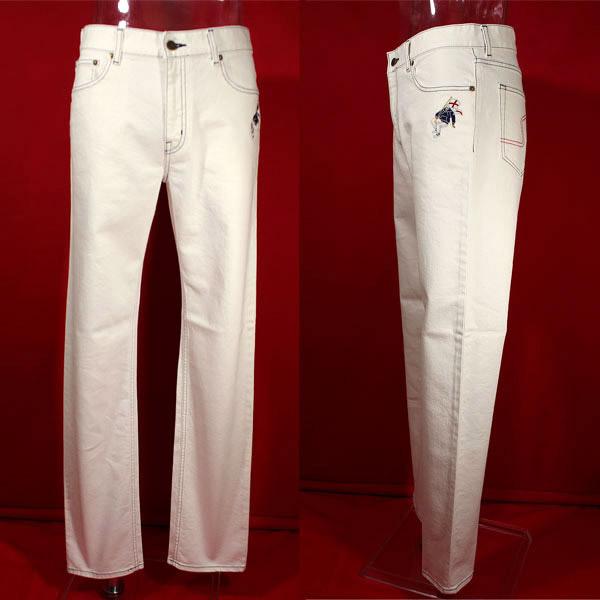シナコバ 33%OFF 春夏5Pジーンズ WEB限定 新色 オフホワイト-ko300 80cm