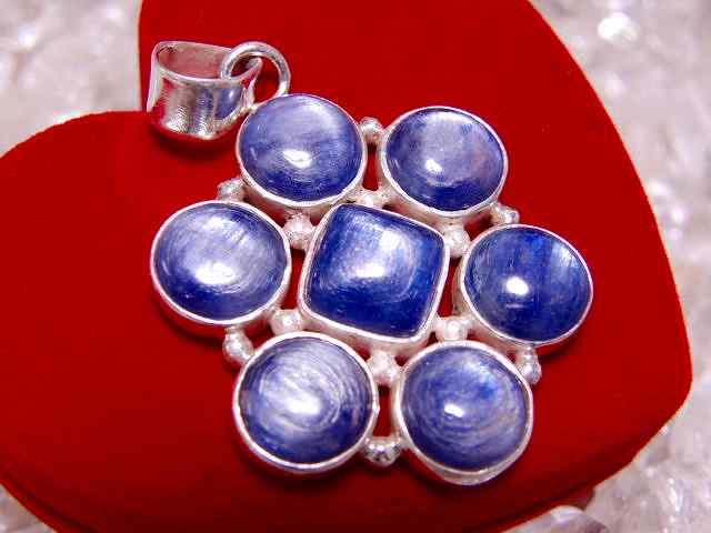 大好きなカヤナイトがいっぱい♪シルバー925ペンダントトップ 天然石ジュエリーのお店 ペンダント トップ ネックレス おしゃれ シルバー925 プレゼントにもおすすめ♪ ハッピーエイト