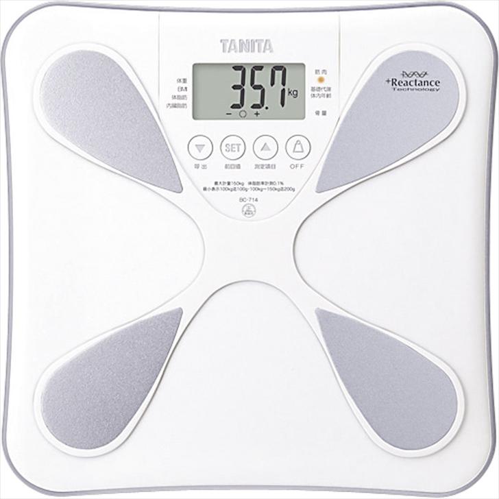 タニタ 体組成計 【タニタ 体組成計 体重計 体脂肪 筋肉 体内年齢 ダイエット】
