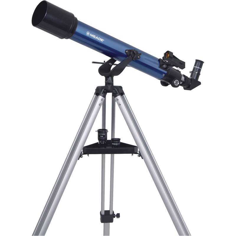 【送料無料】 MEADE 屈折式天体望遠鏡セット AZM-70SET