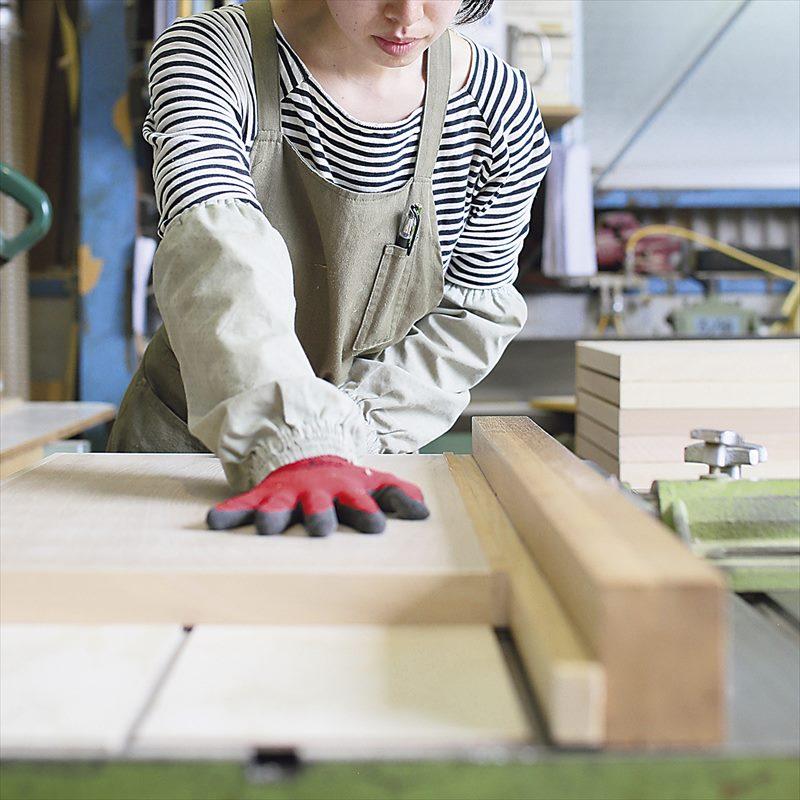 木製ソーイングボックス 020-301 【裁縫箱 裁縫道具入れ 入れ物 さいほうばこ お裁縫 手作り ハンドメイド 日本製】