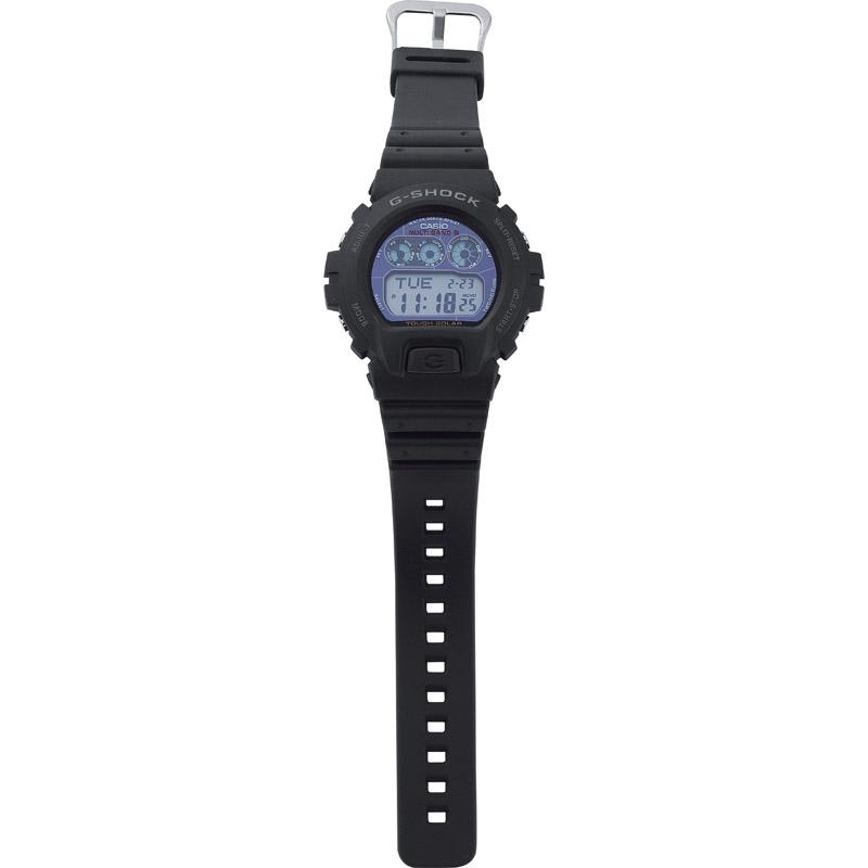 【送料無料】 カシオ G-SHOCK 電波ソーラー GW-6900-1JF 【腕時計 ソーラー 電波 スポーツ アウトドア 樹脂ベルト ワールドタイム メンズ 登山】